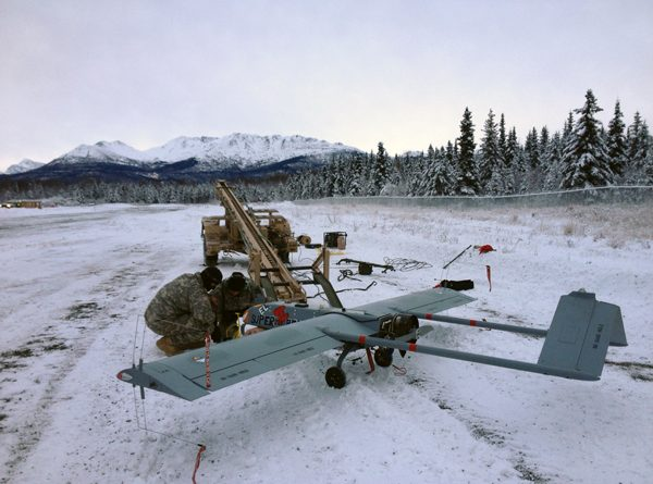 (Photo courtesy of the U.S. Army / Alaska Public Radio Network)