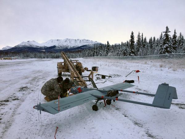 (Photo courtesy of the U.S. Army / Alaska Public Radio Network)
