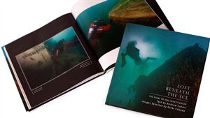 Parks Canada will release its book on their expedition on November 18th. (Parks Canada)
