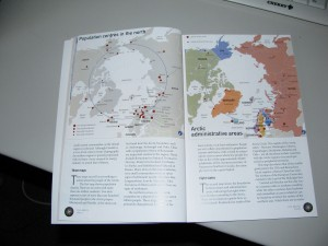 Useful maps and info on the Arctic and its peoples. (Irene Qualie)