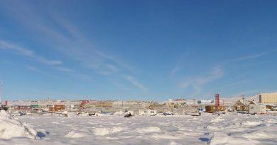 Iqaluit, the capital city of Canada's eastern Arctic territory of Nunavut. (Eilís Quinn / Eye on the Arctic)