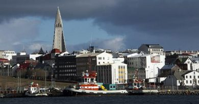 Nordic Foreign ministers issued a joint statement in Reykjavik, Iceland (pictured)on Wednesday. (Halldor Kolbeins / AFP)