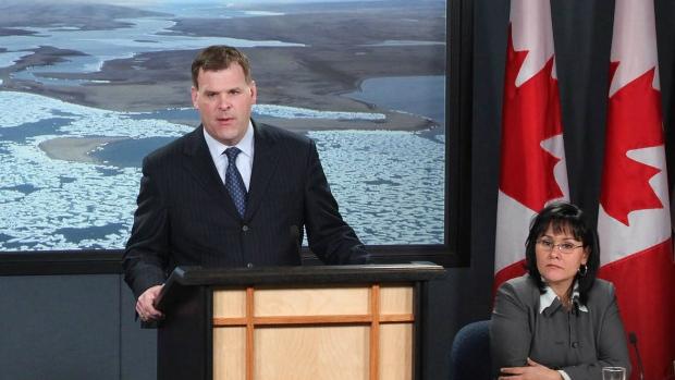 Le ministre des Affaires étrangères, John Baird. (Patrick Doyle / La Presse Canadienne)