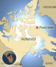 Pond Inlet, Nunavut. (CBC.ca)