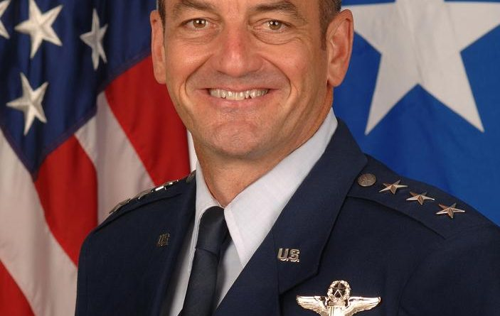 Lt. Gen. Russell Handy. Photo – USAF