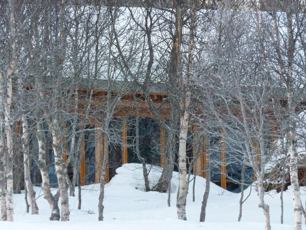 Norway's Arctic University in Tromso, location for many international encounters over the last week. (Irene Quaile / Deutsche Welle)