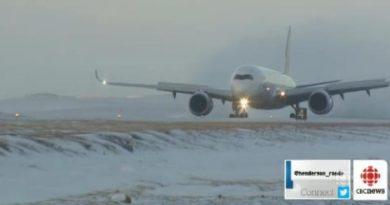 Airbus tests new plane in Iqaluit (CBC.ca)