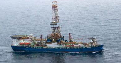 Federal regulators are asking Shell to ensure that all problems surrounding the Noble Discoverer drilling rig have been addressed before it allows the company to resume operations in the Chukchi Sea. (U.S. Coast Guard photo / Alaska Dispatch)