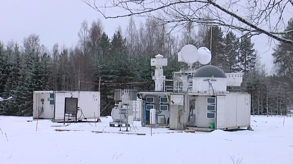 The University of Helsinki's Hyytiälä Forestry Field station is the site for a ground-breaking international research project into fine particles found in nature. (Marjut Suomi / Yle)