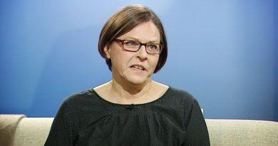 Heidi Hautala. (Yle)