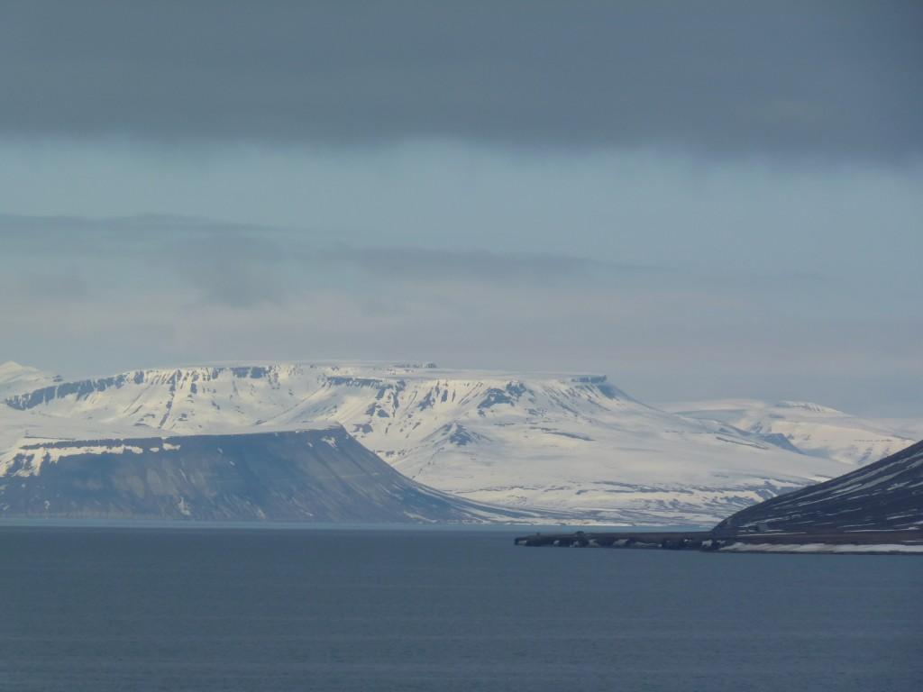 The remote Arctic Norwegian island of Svalbard. (I. Quaile, 2010)