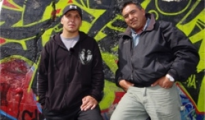 Crazywater, by Inuvialuit filmmaker Dennis Allen, is billed as 'an emotional and revealing exploration of substance abuse among First Nations people in Canada.' (CBC.ca)