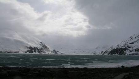Begich Boggs, Alaska 2008. No glacier in sight! (I.Quaile)