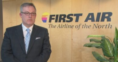 'When you have something like this happen, you take a hard look in the mirror and put your whole operation under a microscope,' said Chris Ferris, First Air's executive vice president. (CBC.ca)