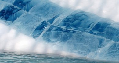 A new study suggests that Greenland's northeast ice stream, located 600km to the interior of its ice sheet is thinning because of warming temperatures.(iStock)
