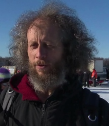 Former Quest champion Sebasitian Schnuelle says the race needs to think about its future. (CBC)