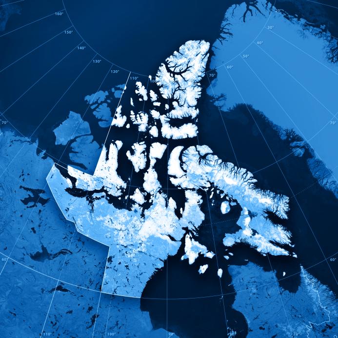 Nunavut_Map