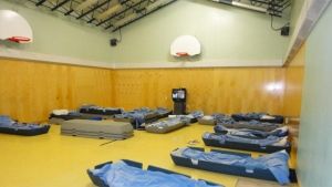 The Baffin Correctional Centre is used as a dormitory as the facility contends with overcrowding and disrepair, according to the investigator's report. (Office of the Correctional Investigator)