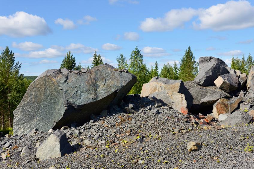 A scene in Finnish Lapland. (iStock)
