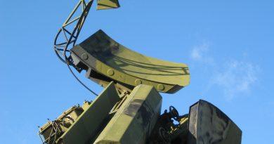 Air defense radar. (iStock)