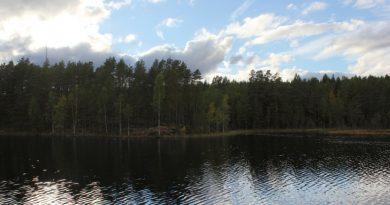 A lake in Värmland, Sweden. (iStock)