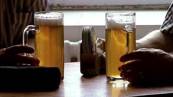 Finns are on opposite sides of the fence when it comes to alcohol regulation. (Yle)