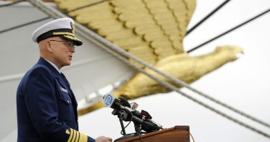 Admiral Robert Papp (pictured here in 2013) is the U.S. Special Representative to the Arctic. (Sean D. Ellio / The Day / AP)