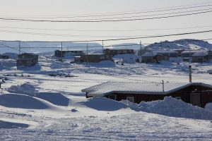 Ulukhaktok in Canada's Northwest Territories. What role will the Arctic Economic Council play in the economies of isolated communities like this one? (Eilis Quinn/ Eye on the Arctic)