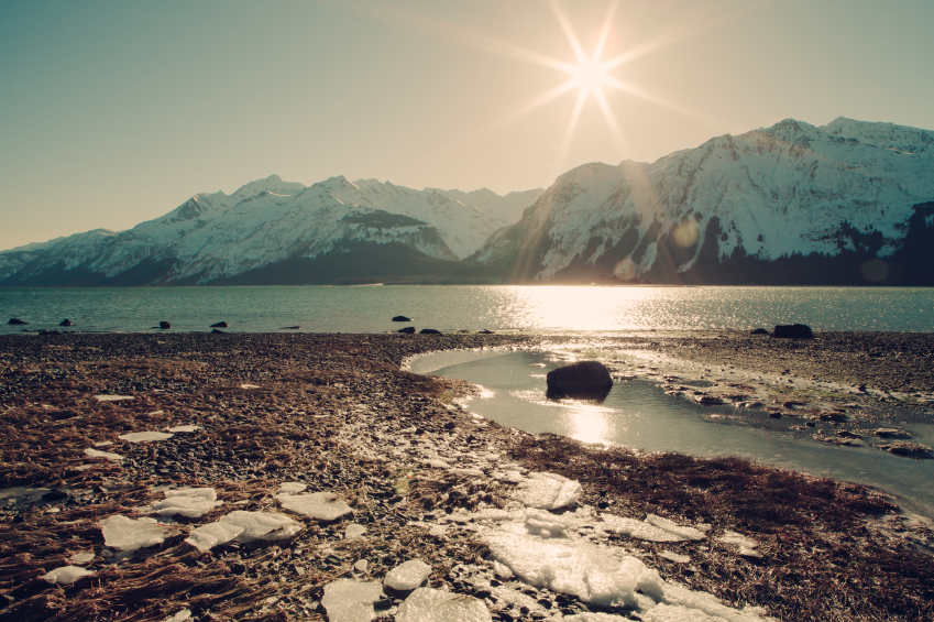 How will acidification affect ocean waters around Alaska. (iStock)