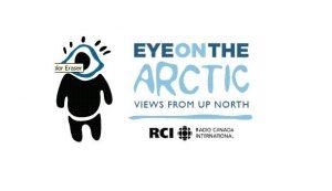 Eye on the Arctic logo