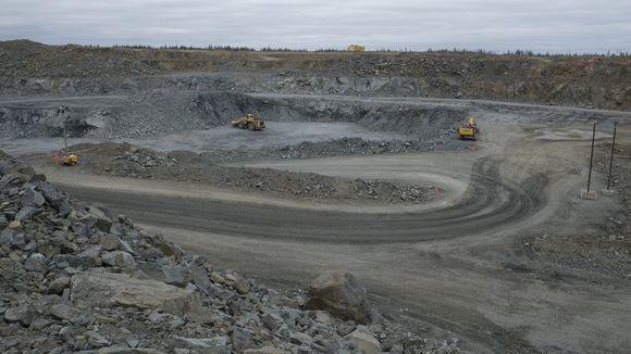 Kevitsa mine is set to expand. (Vesa Toppari / Yle)