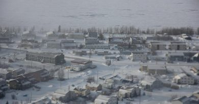 Norman Wells, Northwest Territories, Canada. Photo: Eilís Quinn