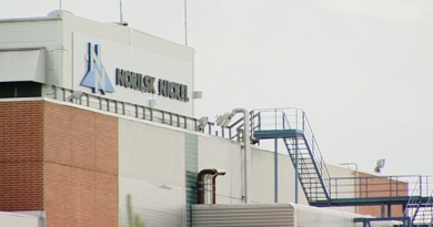Norilsk Nickel Harjavalta. (Yle)