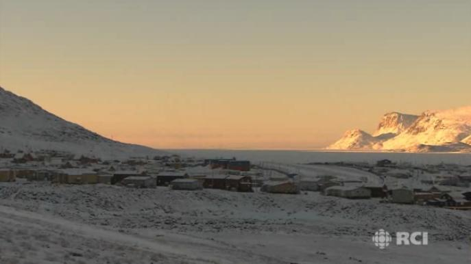 Pangnirtung, Nunavut. The community experienced four-days of rolling blackouts this year. (Radio Canada International)