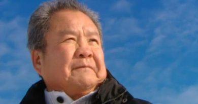 Former Deh Cho Grand Chief Sam Gargan. CBC News.