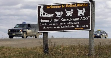 Bethel, Alaska. Alaska state troopers say about 24 percent of the sex crimes investigated by troopers were handled by their Bethel post, troopers said. The region is home to less than 5 percent of the statewide population.(Al Grillo/AP)