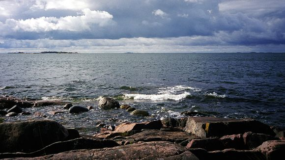 The shallow Baltic Sea is the final resting place of thousands of ships. (Eila Haikarainen / Yle )
