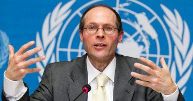 Olivier De Schutter, UN Special Rapporteur on the right to food. (Salvatore Di Nolfi/AP Photo/Keystone)