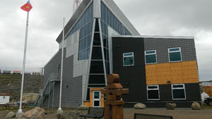 The Iqaluit RCMP detachment will get three new members by this summer. (CBC)