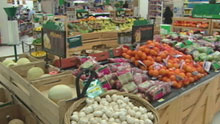 Northern consumers are supposed to see lower grocery costs, especially on produce, milk and eggs, under the Nutrition North Program, which took effect on April 1. (CBC)