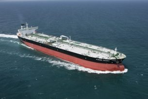 This Suezmax ship will soon be sailing the Northern Sea Route. Foreign Policy Blogs.