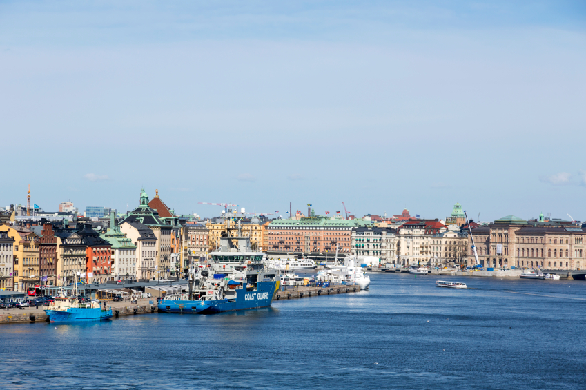 Sweden Announces Payout To Save Coast Guard Eye On The