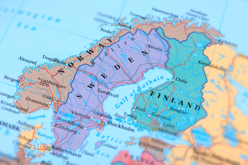 Russia Engages In Military Exercises Near Norway Eye On The Arctic - Norway on us map