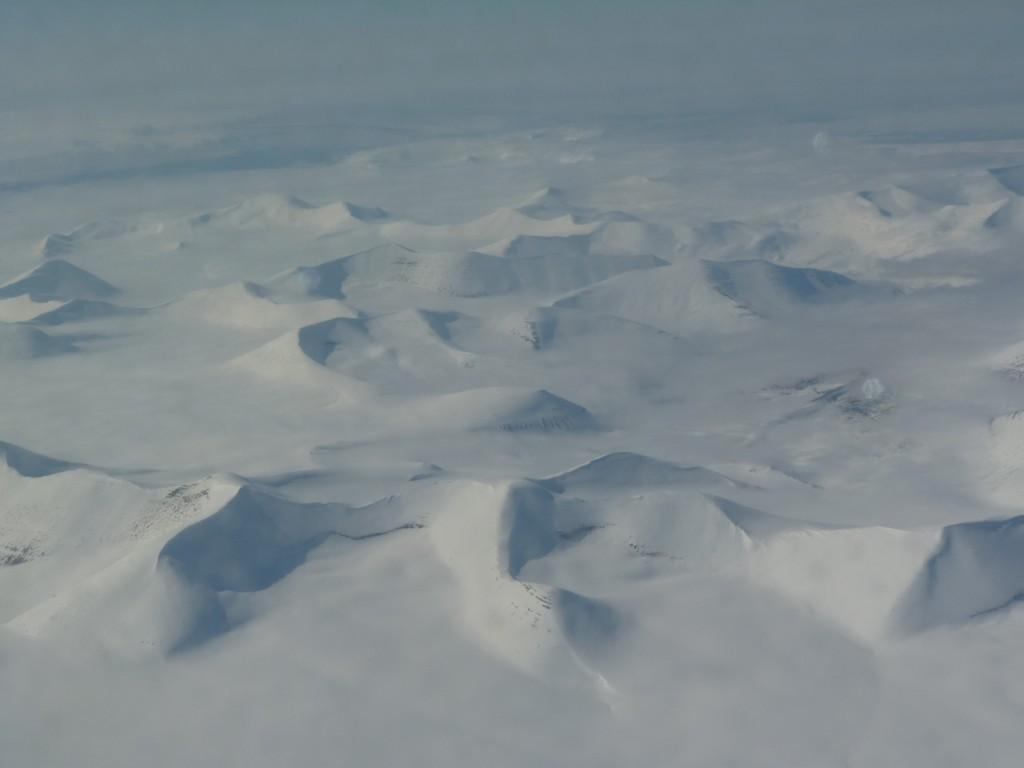 Impressive ice island: Svalbard. (Irene Quaile/Deutsche Welle)