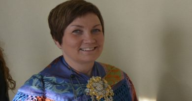 Aili Keskitalo is President of the Norwegian Sami Parliament. (Thomas Nilsen / Barents Observer)