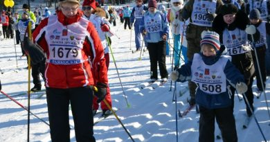 The Barents Ski Race goes through Russia, Norway and Finland.(Trude Pettersen / BarentsObserver)