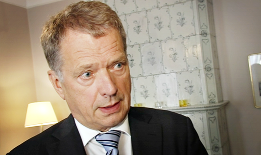 Finland's President Sauli Niinistö brushed aside claims made by his nephew, Green League chair and ex-environment minister Ville Niinistö that the country was lapsing back into Finlandisation. (Yle)
