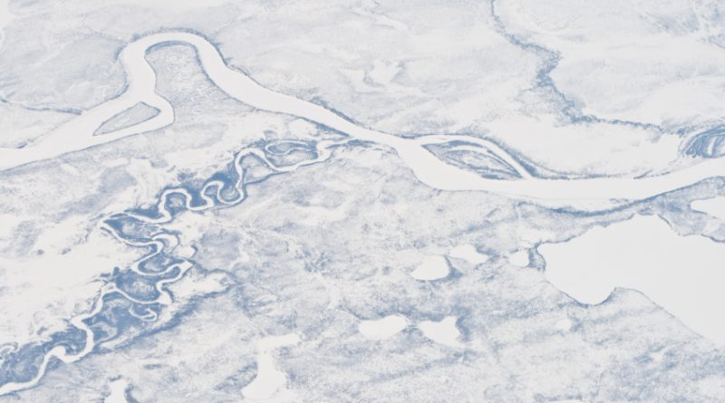 A new study suggests at least four pulses of migration from Siberia (pictured above) to Alaska took place during the last Ice Age. (iStock)