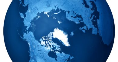 Research has found that soot is covering immense areas of Greenland's ice-sheet, darkening and increasing its heat absorption, causing melting to increase. (iStock)