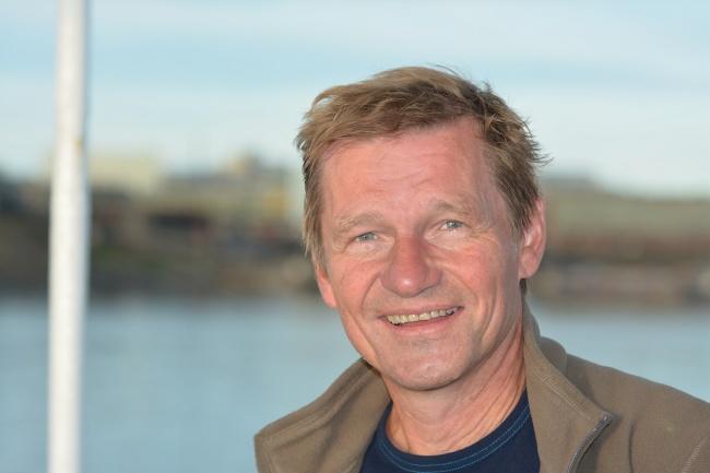 Salve Dahle is Director of Akvaplan-niva. (Thomas Nilsen / Barents Observer)